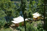 Rental - Bengali Eco 16m² (2 bedrooms) without toilet blocks - Airotel Camping La Source