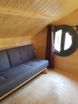 Rental - Chalet Grand Ontario Duplex 35 m² (3 bedrooms) - Airotel Camping La Source