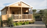 Rental - Caban With Terrace On Stilts - Airotel Camping La Source