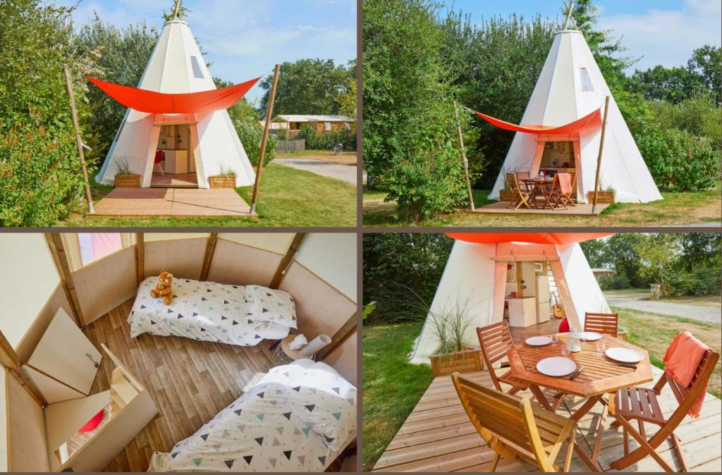 Tipi Home 34M² (3 Chambres) Sans Sanitaires