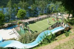 Sport activities Airotel Camping La Source - Therondels