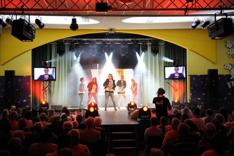 Entertainment organised RCN Vakantiepark de Flaasbloem - Chaam