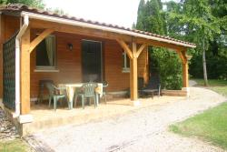 Rental - Holiday Home 45 m² en bardage bois - sheltered terrace 20 m² - PRL Aux Etangs du Bos