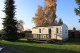 Rental - Mobile home Mercure  26m² (2 bedrooms) + terrace - Camping L'Escapade