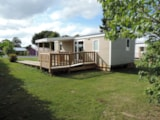 Rental - Mobile-Home 30M2 - Camping L'Escapade