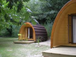 Accommodation - Pod - Camping les Castors ***