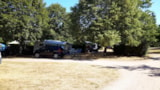 Pitch - Pitch without electricity , car + tent/caravan or camping-car - Camping de Saulieu
