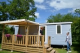Rental - Mobile home Super Mercure Access - Camping de Saulieu