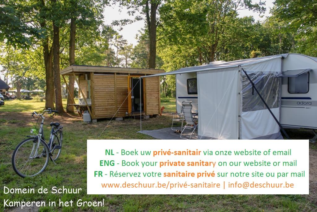 Caravan Pitch Incl. 2 Persons