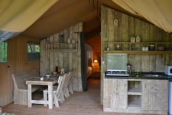 Location - Tente Glamping **** - YELLOH! VILLAGE - DOMAINE PROVENCAL