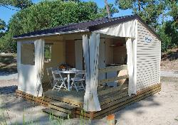 Mobile-home Tithome without toilet blocks