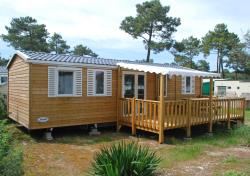 Mobile Home Confort 6/8 Pers.