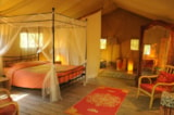 Rental - Safari Tent 2 Or 3 Persons - Le Grand Bois