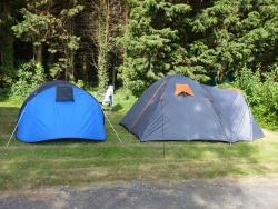 Emplacement - Forfait rando : Emplacement + tente - Camping Les Mouettes
