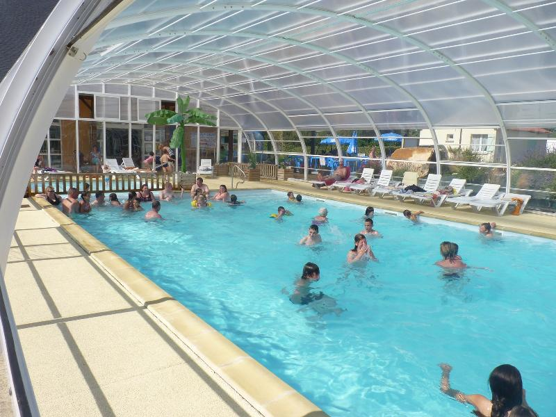 Baignade Camping Les Mouettes - Veules Les Roses