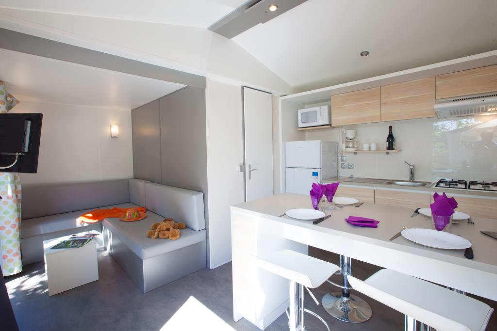 Mobil-Home Cottage 28M²