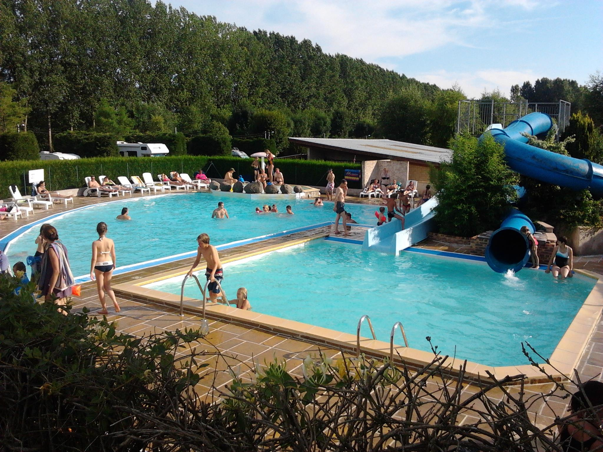 Establishment Camping Les Breuils - VERDUN
