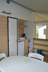 Rental - Tithome 21 m² - Camping le Moulin