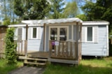Rental - Family Plus 32 m² - Camping le Moulin
