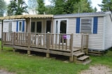 Rental - Family XL 40 m² - Camping le Moulin