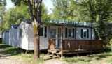 Rental - Family 30m² (0-12 years) - Camping le Moulin