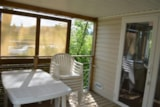 Rental - Soléo 30 m²  (0-7 years) - Camping le Moulin