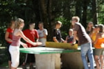 Sport activities Camping le Moulin - Patornay