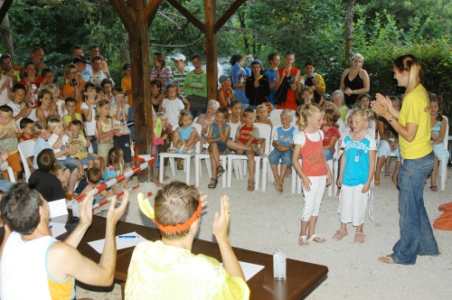 Animationen Camping le Moulin - Patornay