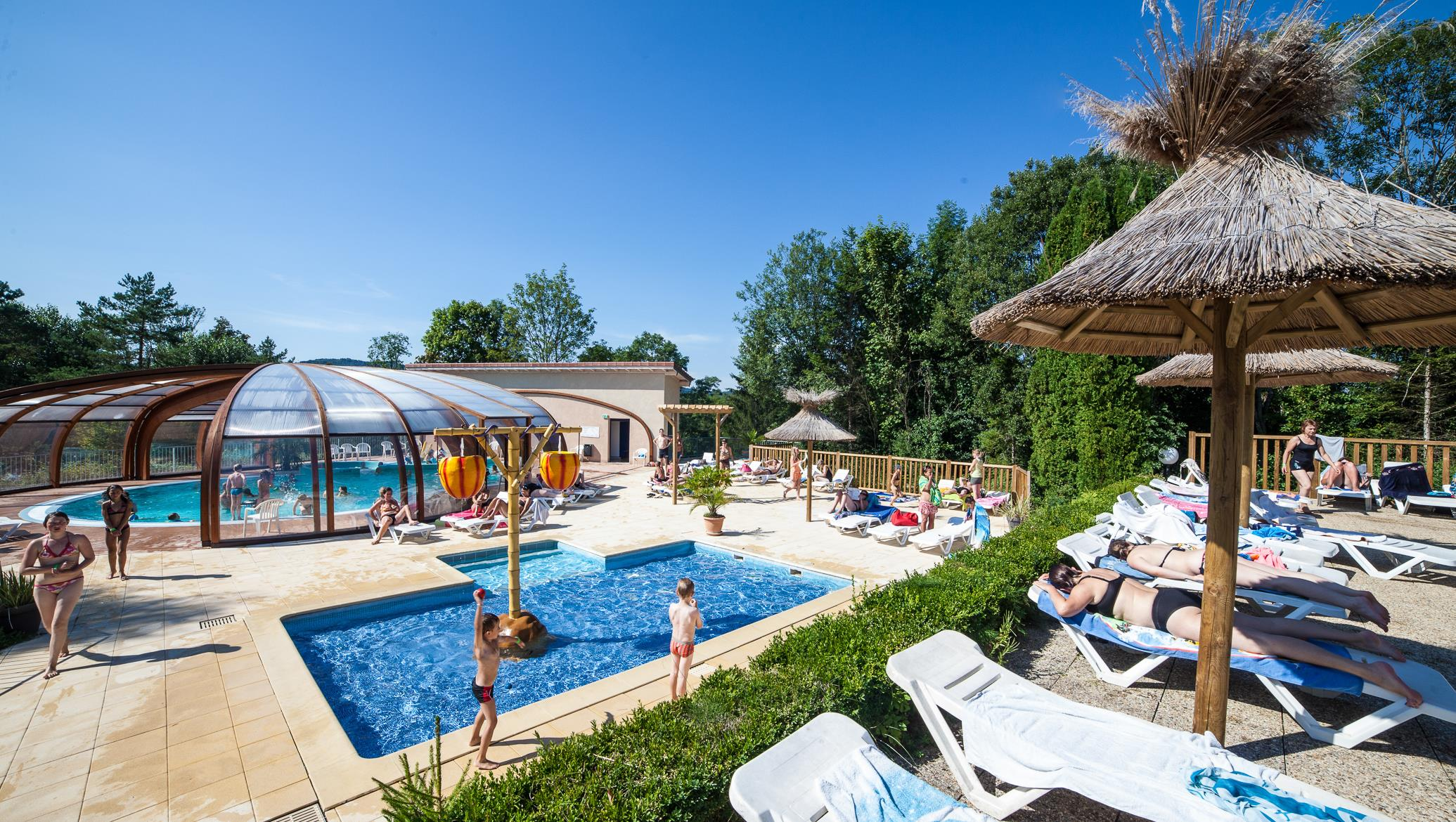 Etablissement Camping le Moulin - Patornay