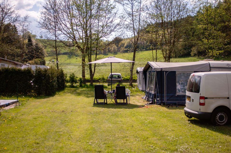 Package: Pitch + Car + Tent Or Caravan Or Camping-Car