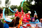 Entertainment organised Flower Camping Les 3 Ours - Montbarrey