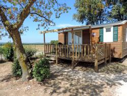 Mobil-Home Idaho 24M² Climatisé (2 Chambres)