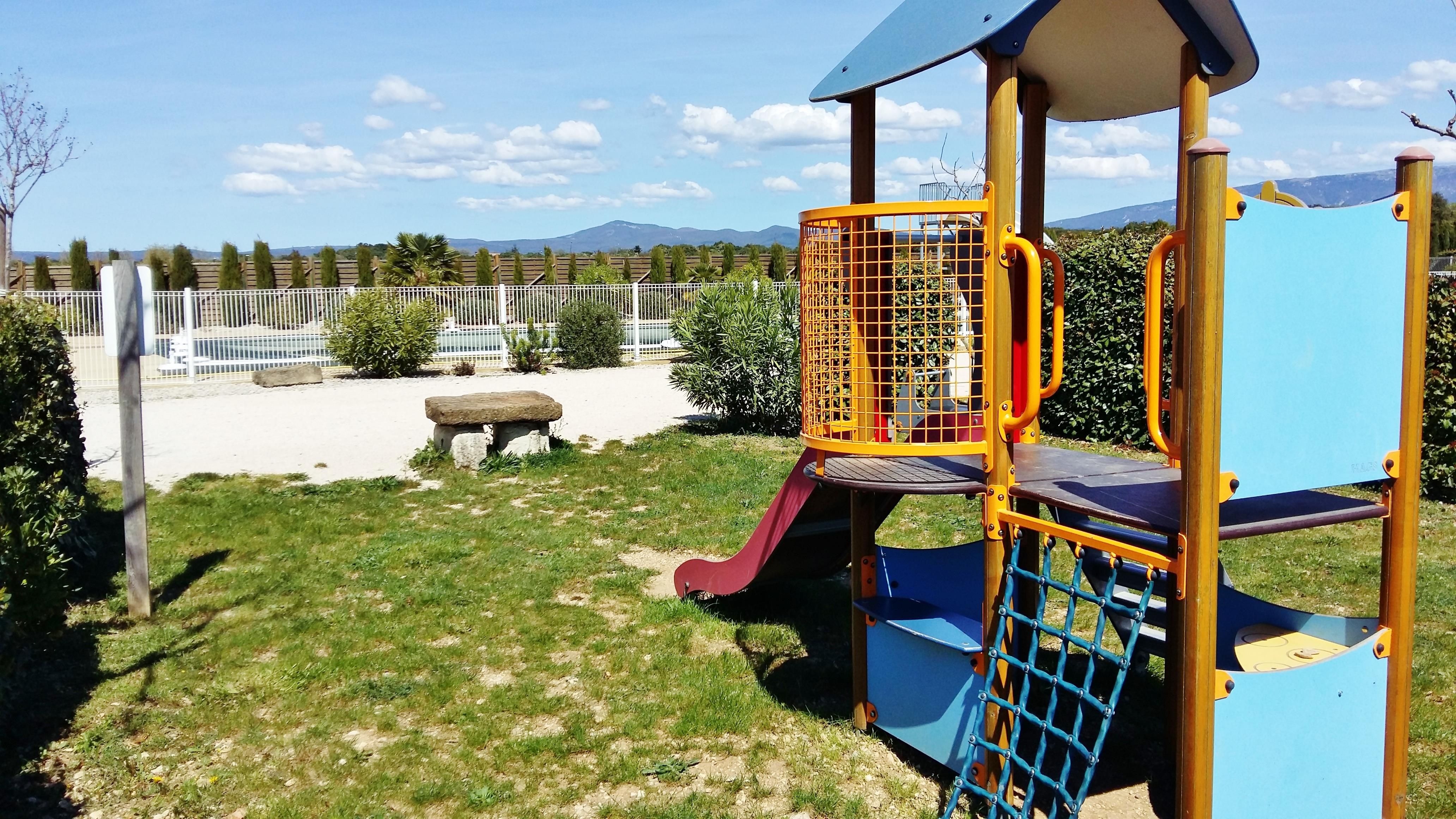Services & amenities Camping Le Garrigon - Grillon