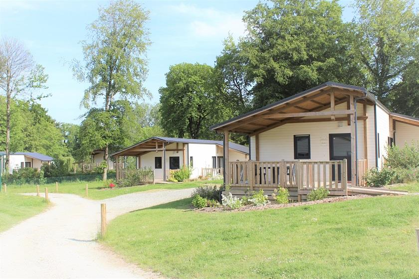 Location - Location | Chalet 6/8 Pers - Camping Le Val de Landrouet