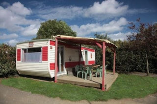 Mobilhome CONFORT 2 bedrooms