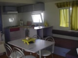Rental - Mobile home Sunroller 30m² - Camping Le Cheyenne