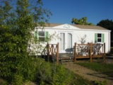 Rental - Mobile home O'Tiny - Camping Le Cheyenne