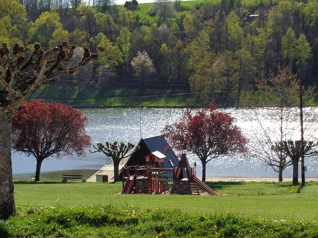 Camping le Cheyenne, Chateauneuf-la-Foret, Haute-Vienne