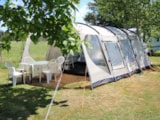 Rental - Equipped Tent (4 Pers Max) - Camping Belle Vue