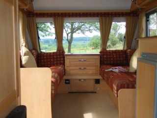 Luxury Rental Caravan (3 People Max)