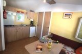 Rental - Cottage Colorado 24m² + 6m² sheltered terrace - Camping Le Luberon ****