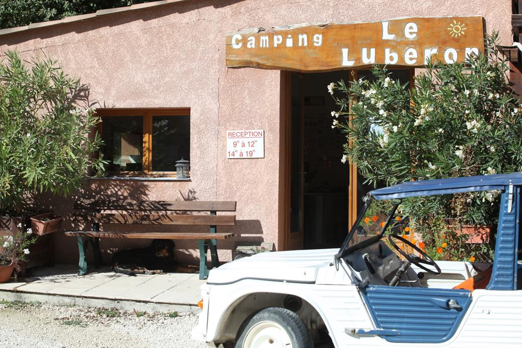 Camping le Luberon, Apt, Vaucluse