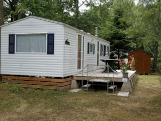 Mobil home 30m² - 2 bedrooms