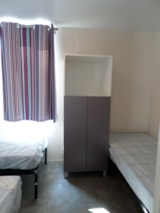 Rental - Mobil home Domino 25m² - 2 bedrooms - Le Bois Guillaume