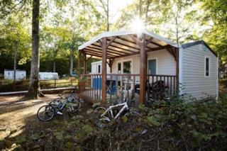 Mobil Home 30M² - 2 Bedrooms (Adapted To The People With Reduced Mobility)