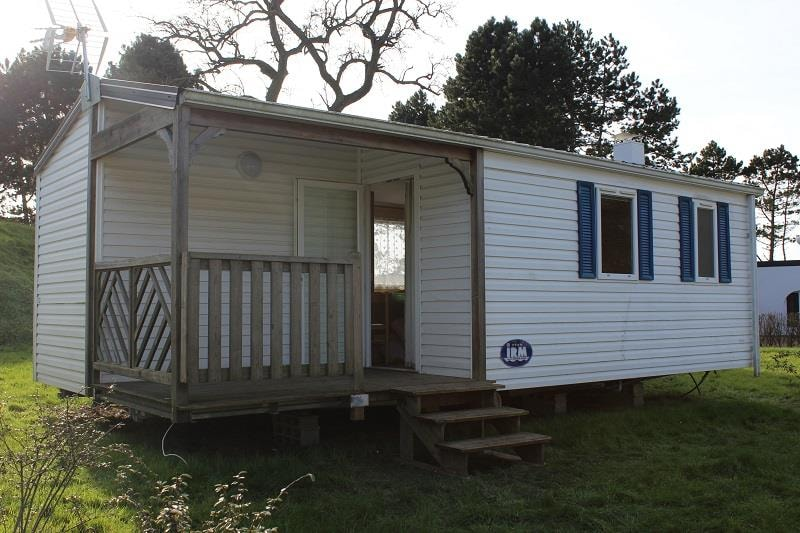 Mobile home Eco 27-30 m² - 2 bedrooms