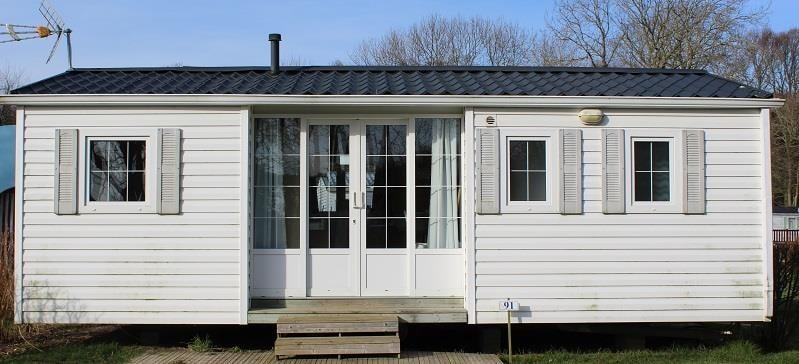 Mobile home Eco 33 m² - 3 bedrooms