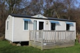 Rental - Mobile home Confort 33 m² - 3 bedrooms - Flower Le Domaine du Rompval
