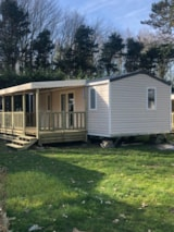 Rental - Mobil Home Confort + With Covered Terrace (3 Bedrooms) - Flower Le Domaine du Rompval