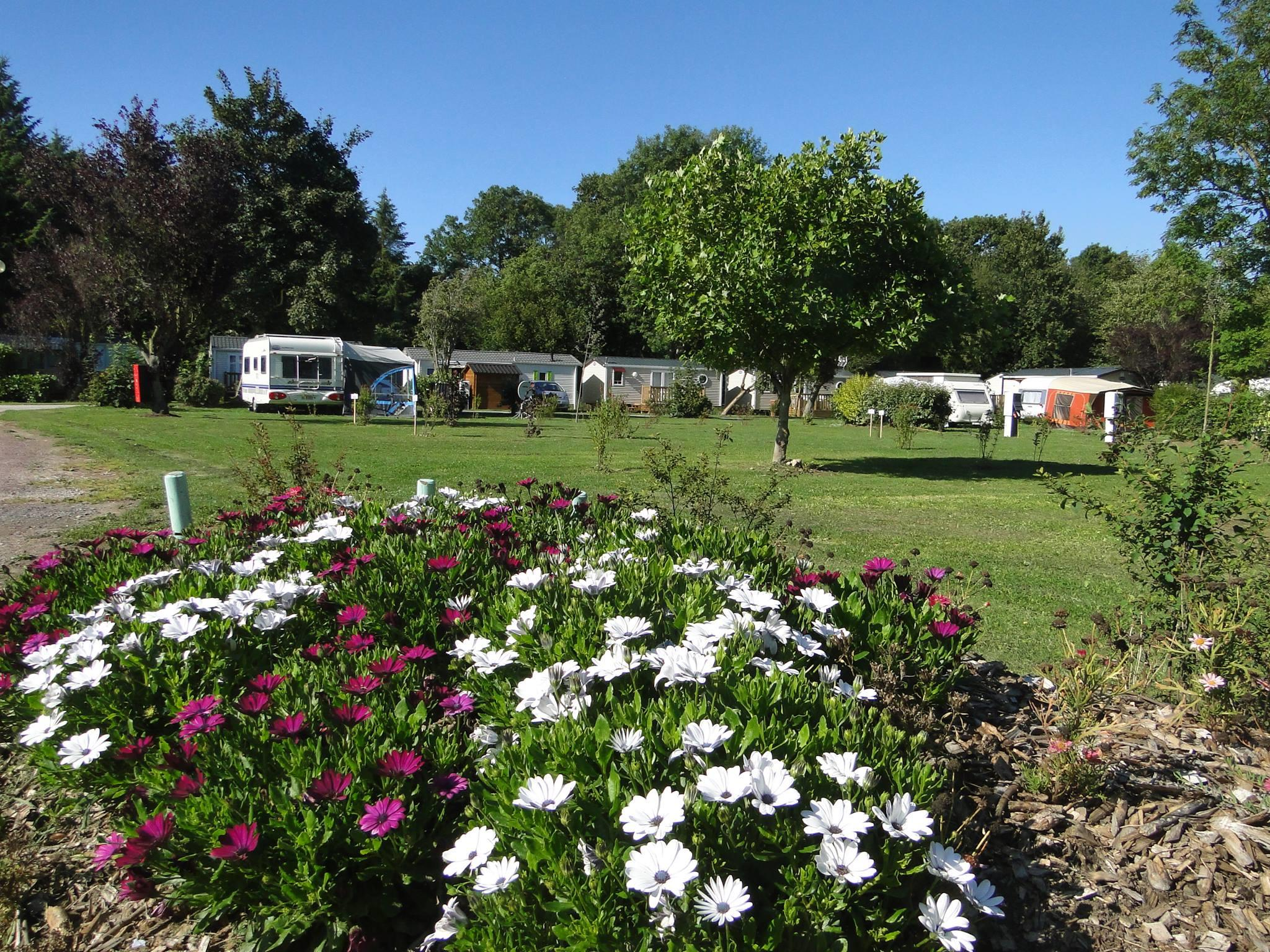 Camping Domaine du Rompval, Mers-les-Bains, Somme